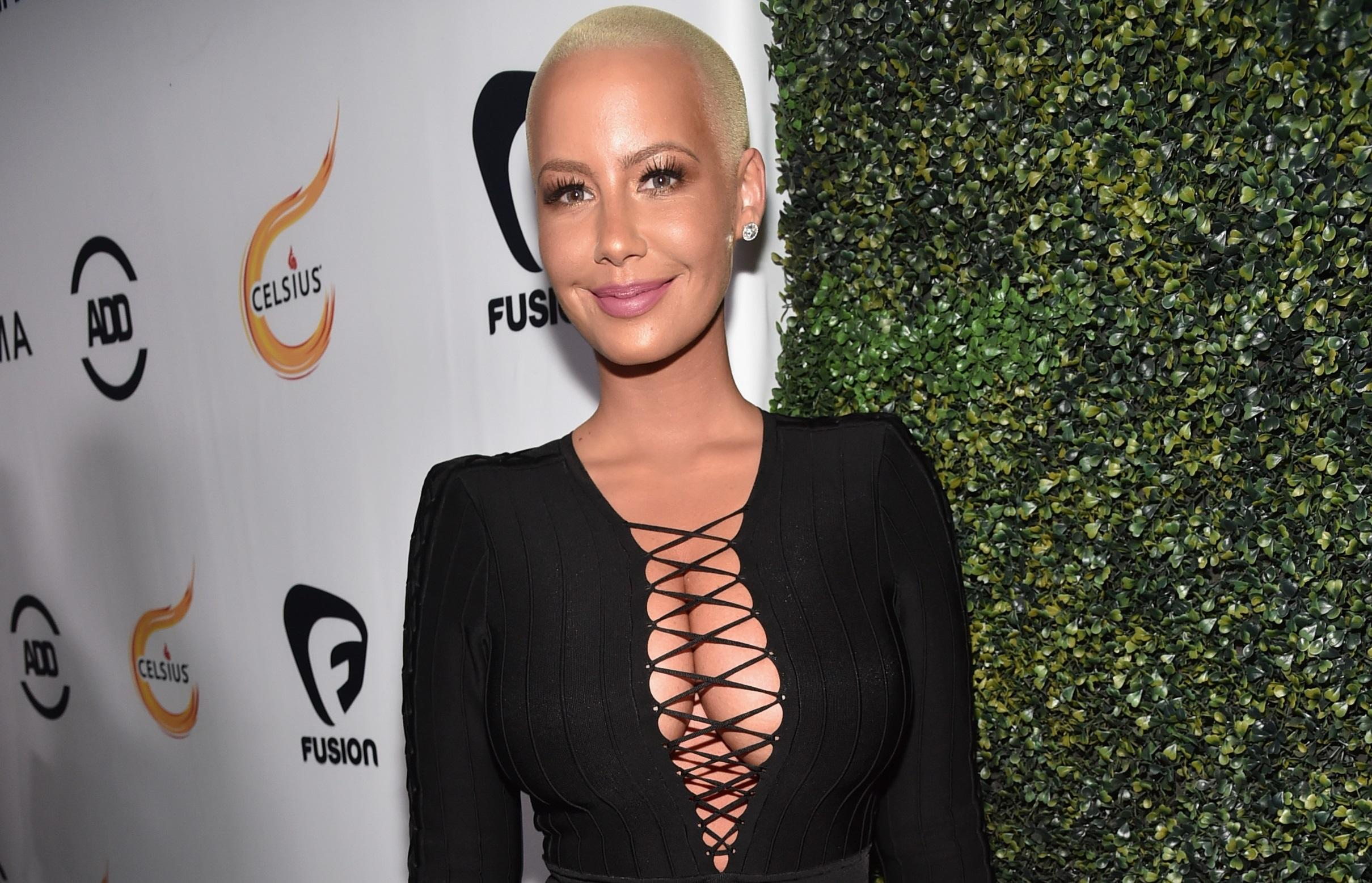 Amber Rose Wiz Khalifa news