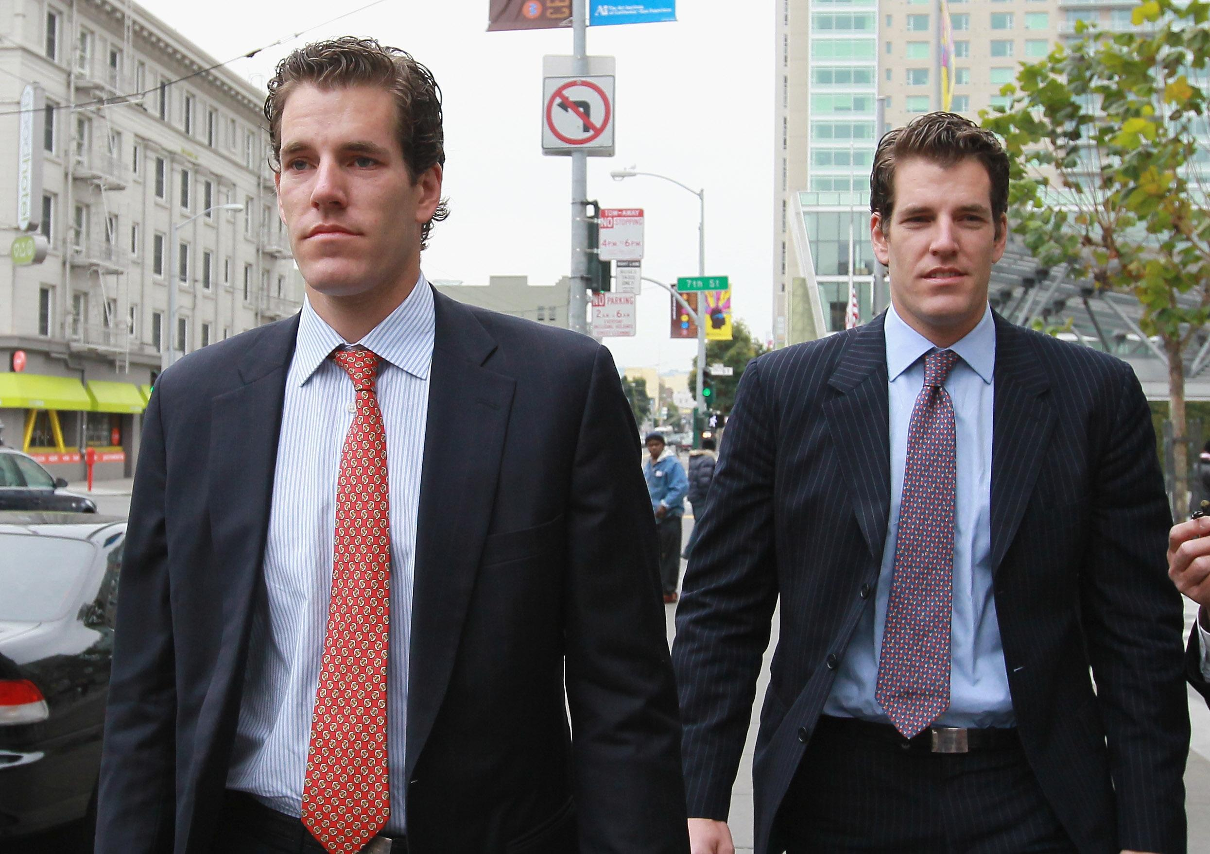 Winklevoss Twins Bitcoin Exchange London