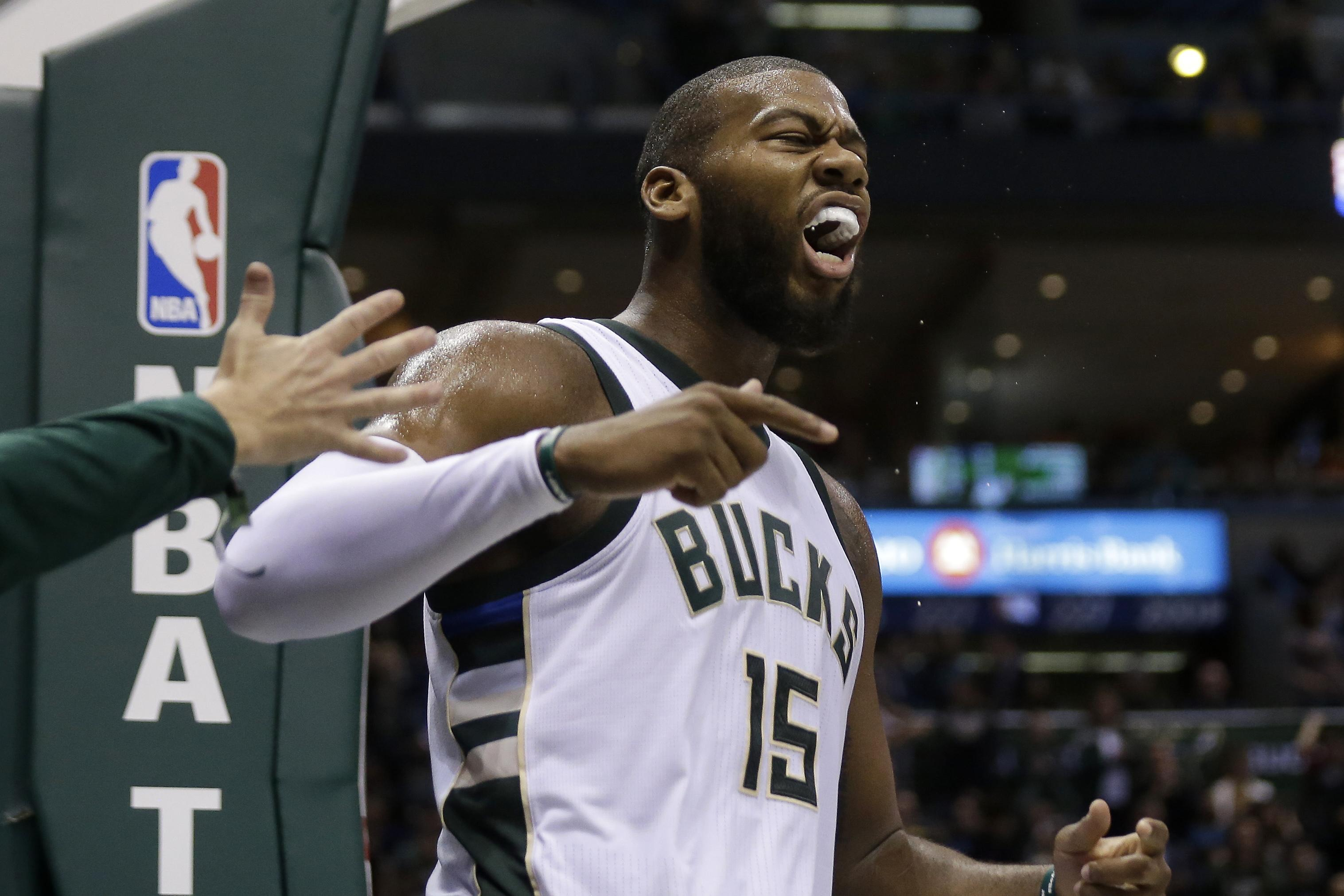 Greg Monroe Milwaukee Bucks