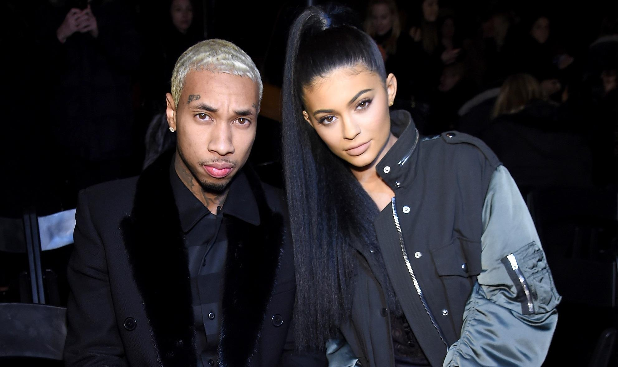 Kylie Jenner and Tyga back together