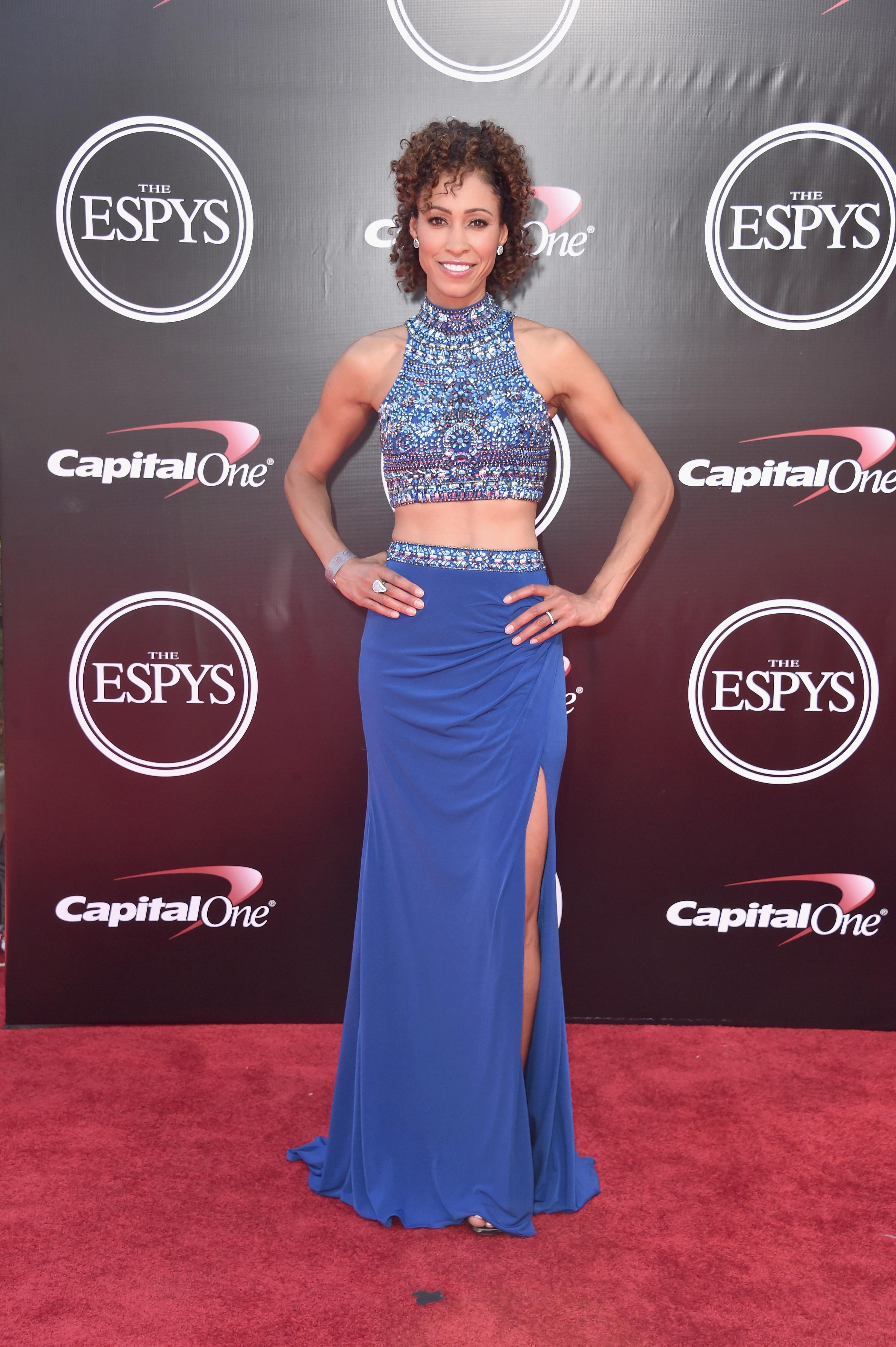 Espy Awards 2016 The Best And Worst Dressed Celebrities
