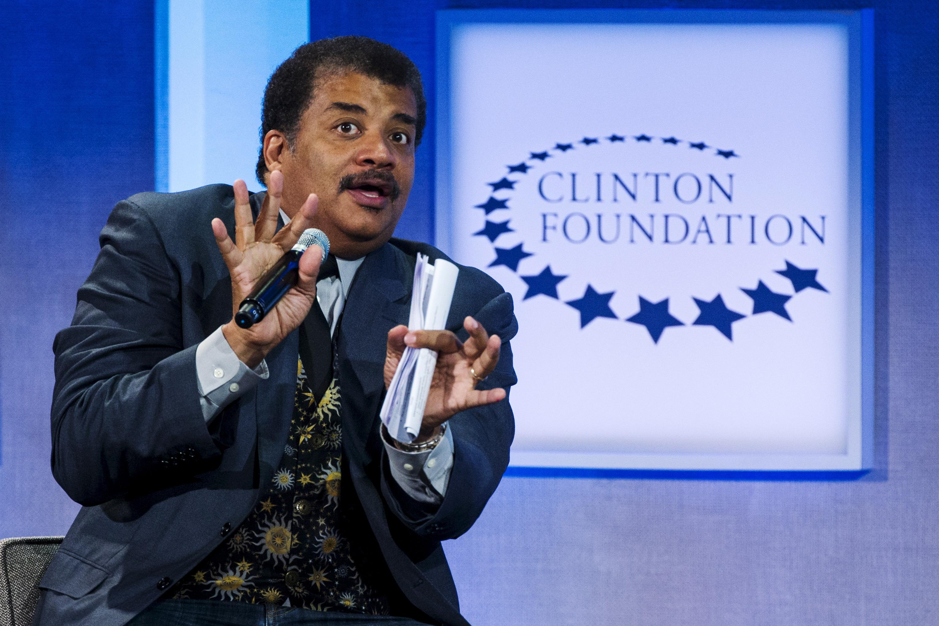 Neil Tyson joins DIAB