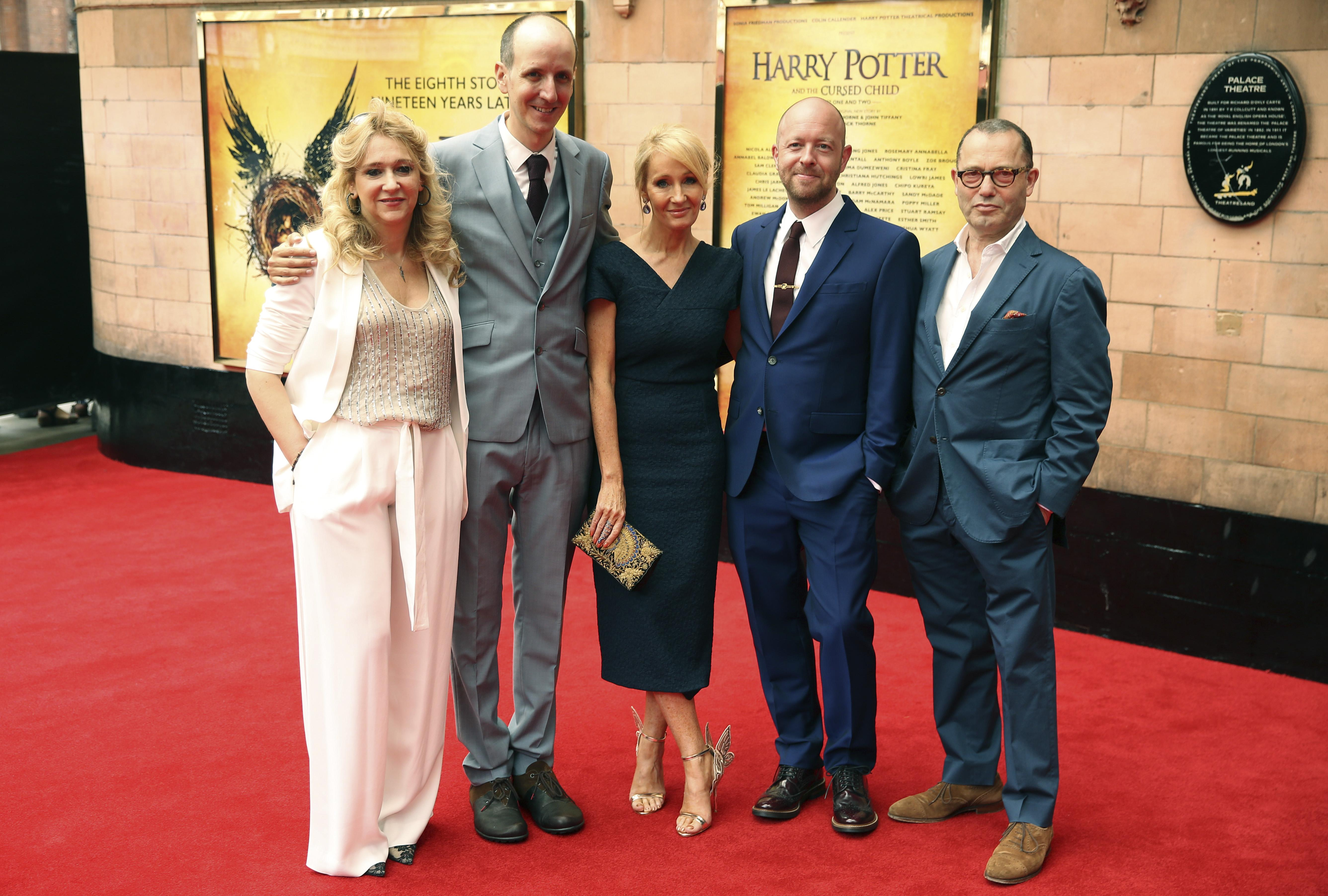 Harry Potter Opening Gala