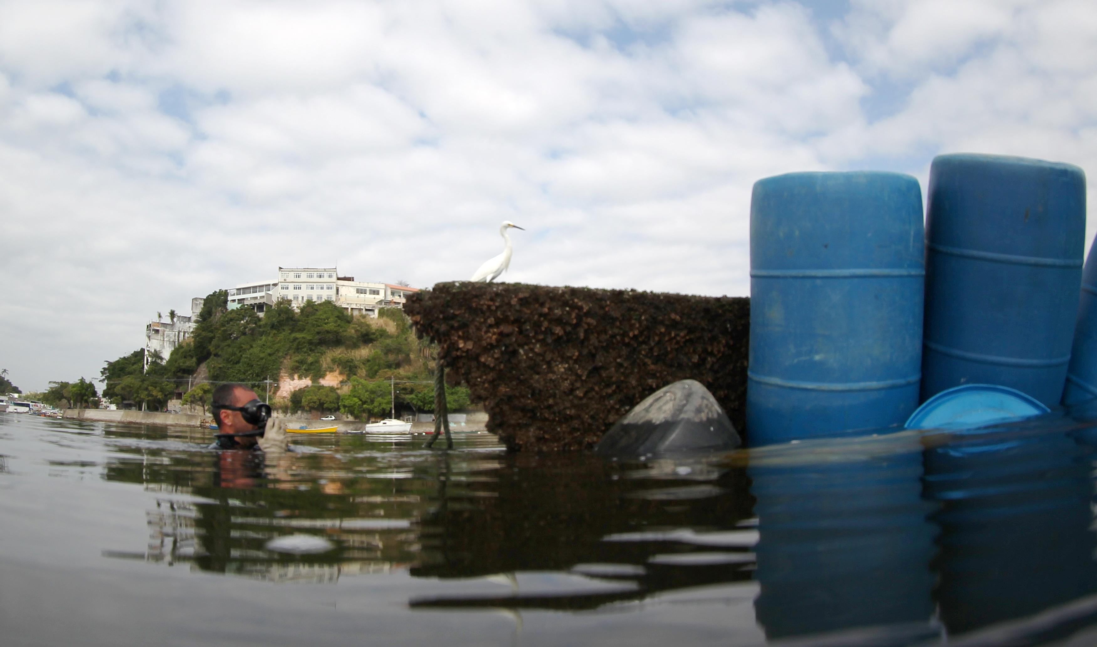 AP Study: Rio Waterways 'Teeming' With Viruses, Bacteria