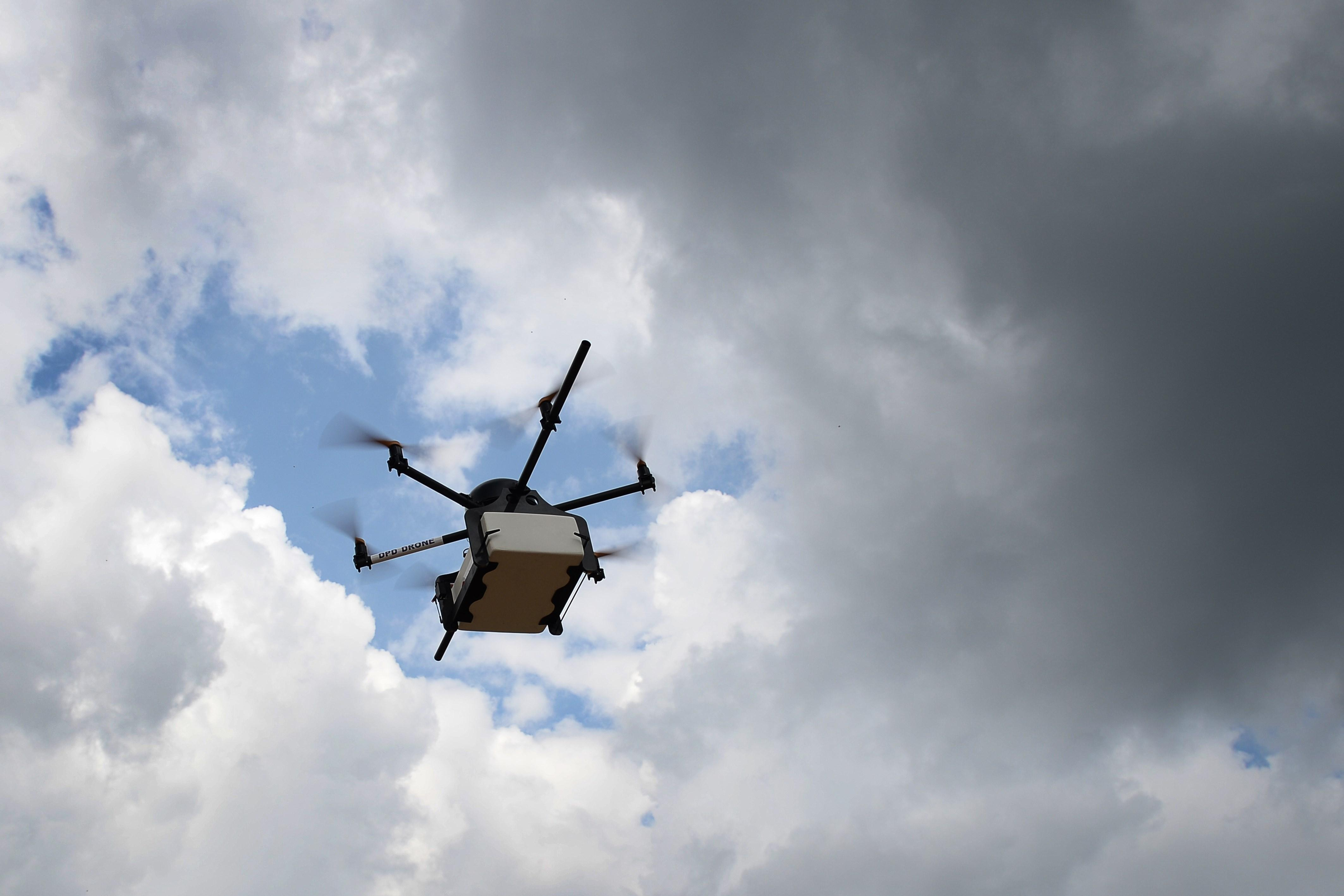 Alphabet can start testing its delivery drones