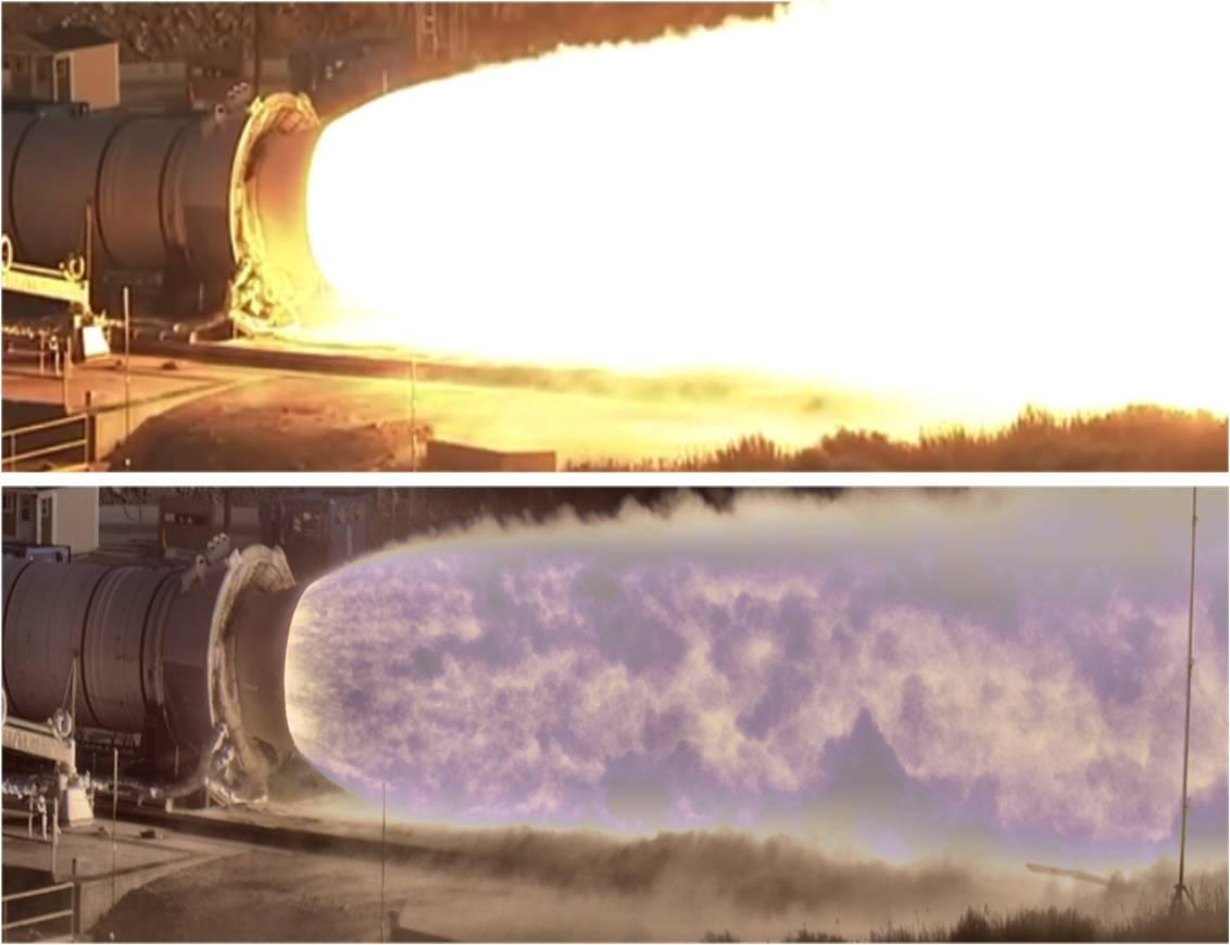 NASA's New Stereo Camera Captures Rockets Like Never Before