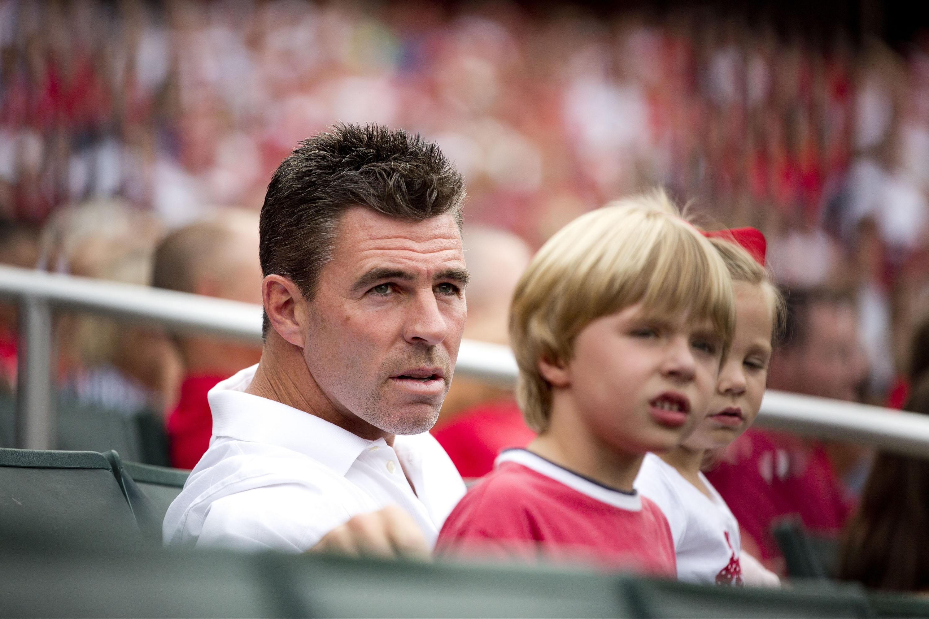 Jim Edmonds kids