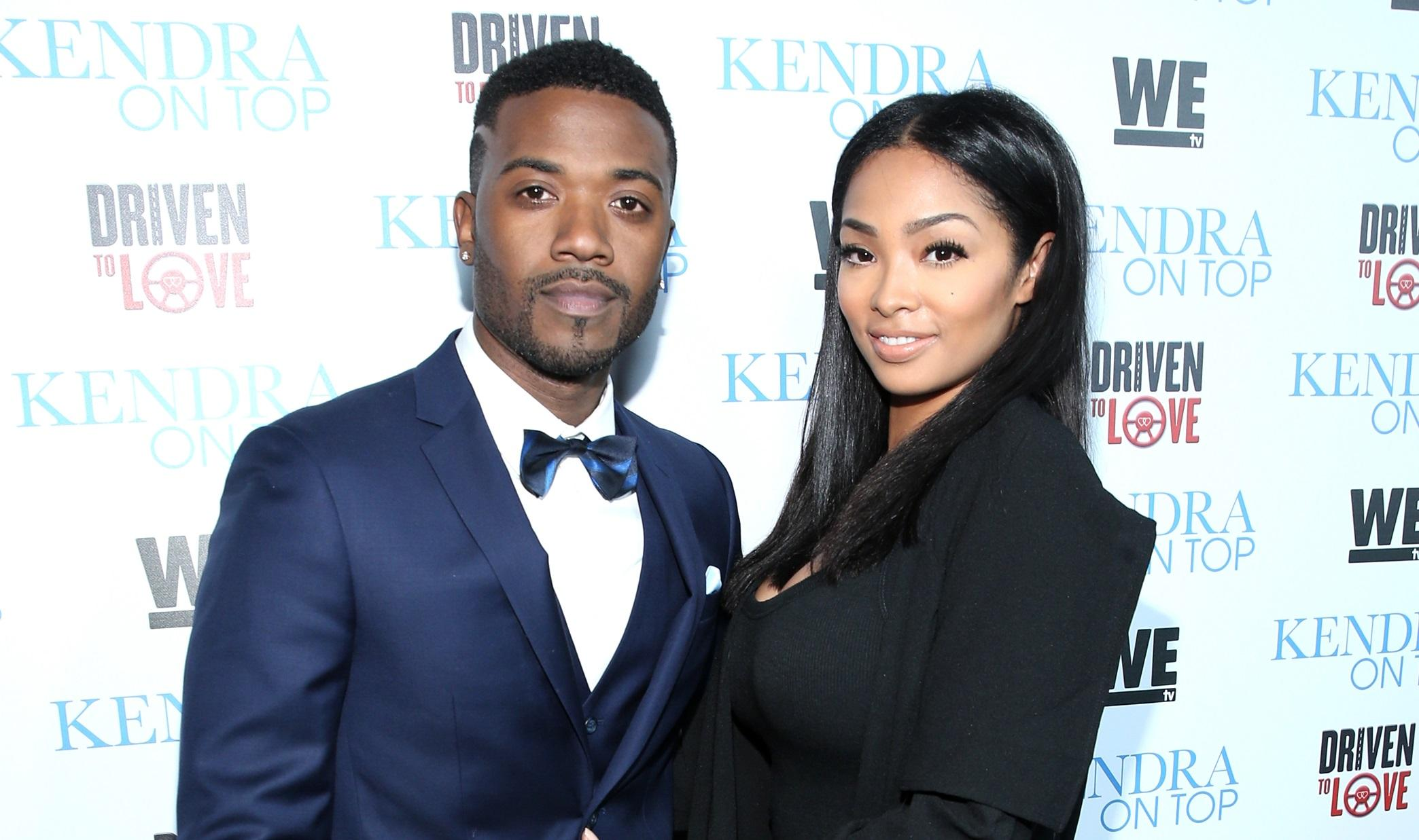 Ray J Princess Love married