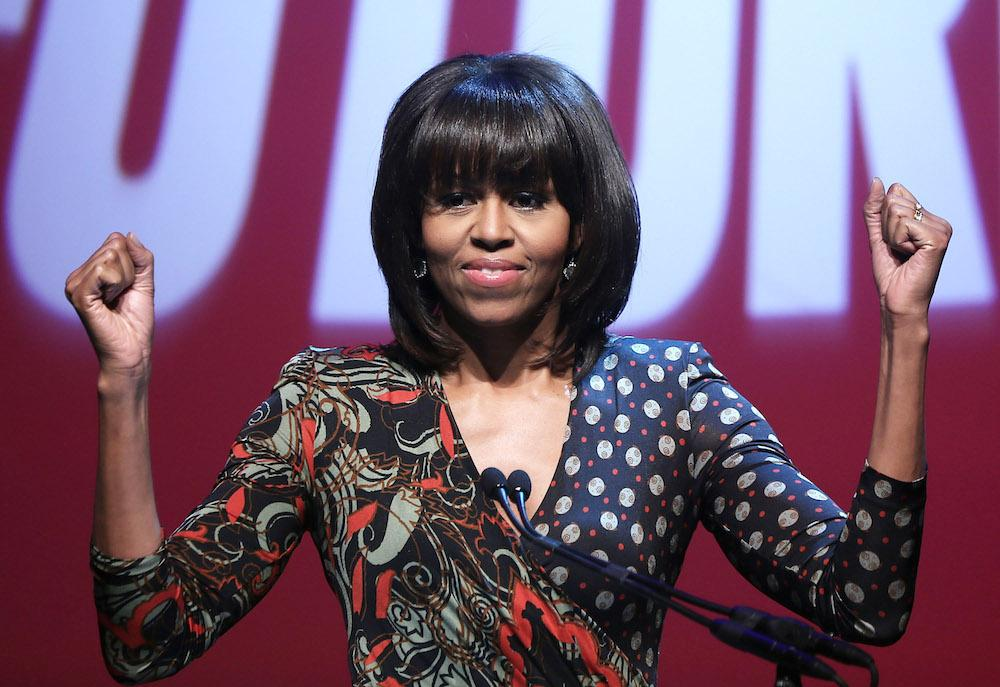 Michelle Obama - Her Iconic Dresses - Prints