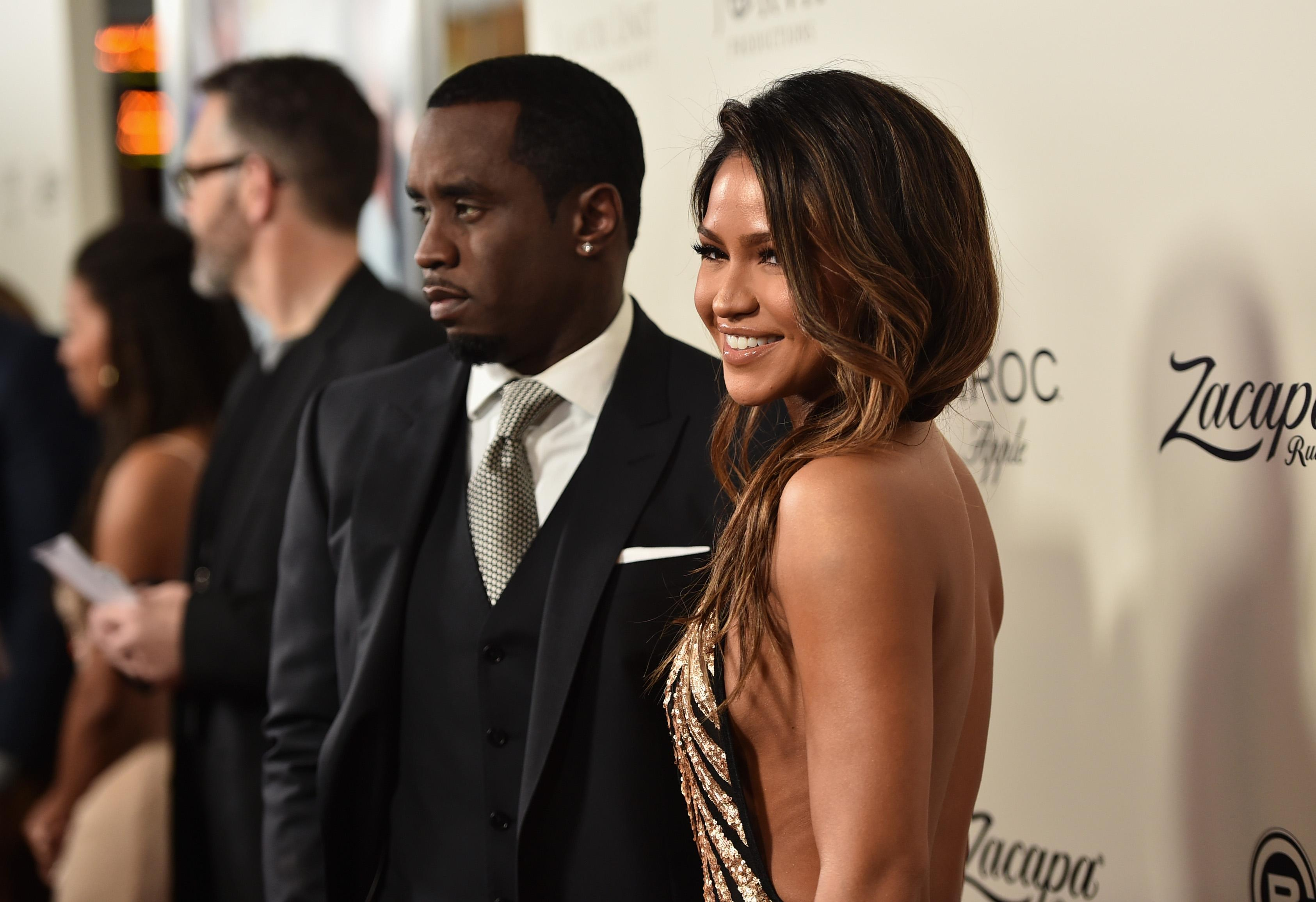 Cassie And Diddy Reportedly Fought About Breaking Up But Didn't Break Up