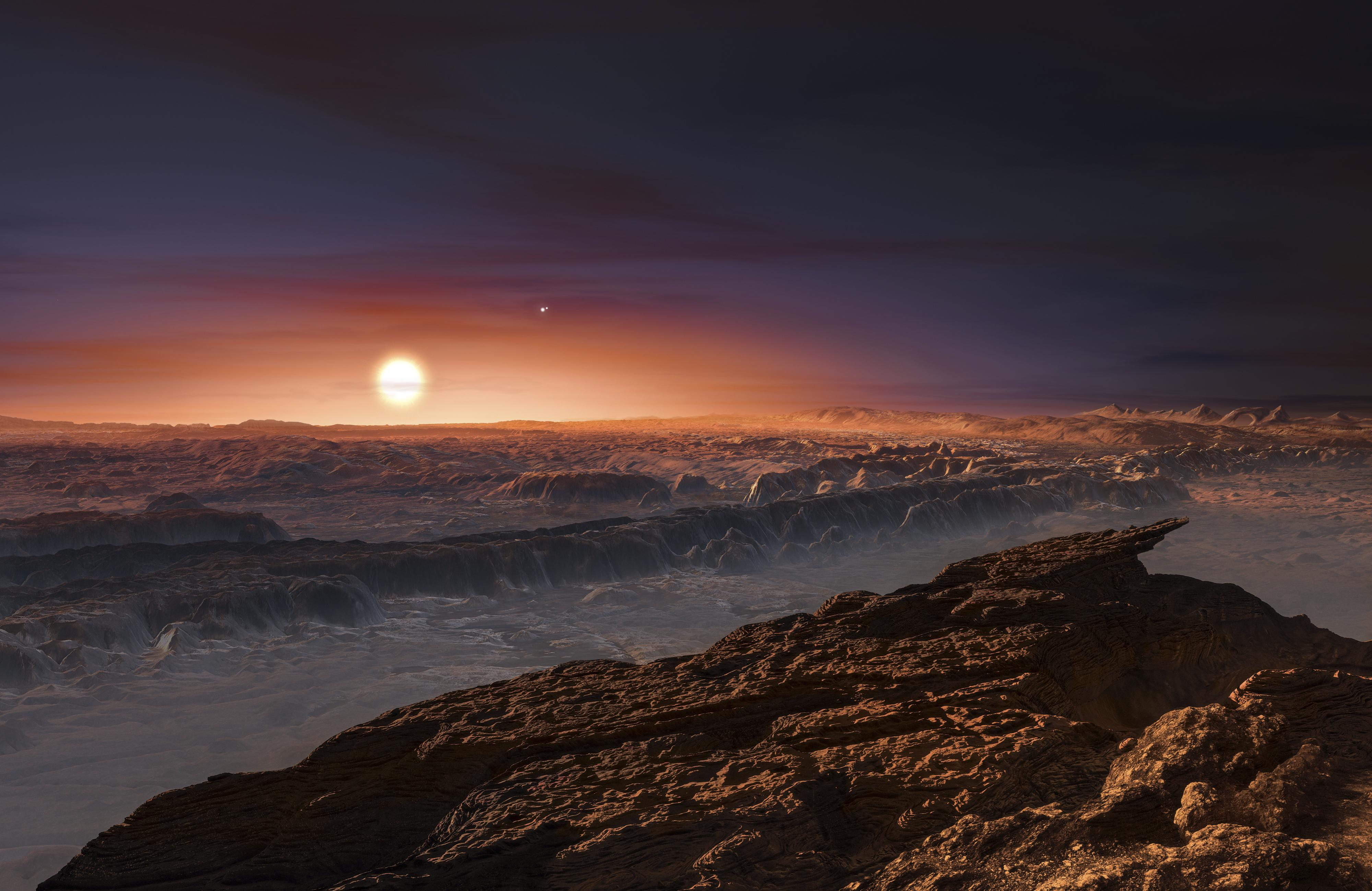 Proxima Centauri Orbits Alpha Centauri Pair, Astronomers Conclude 100 Years After Red Dwarf's Discovery