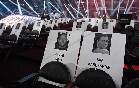 2016 MTV Music Video Awards Seating Chart