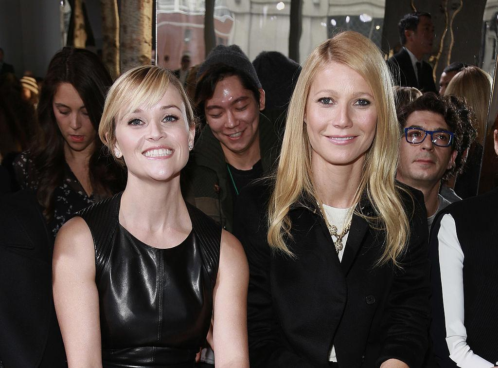 Reese Witherspoon and Gwyneth Paltrow