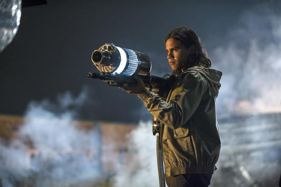 Carlos Valdes as Cisco Ramon