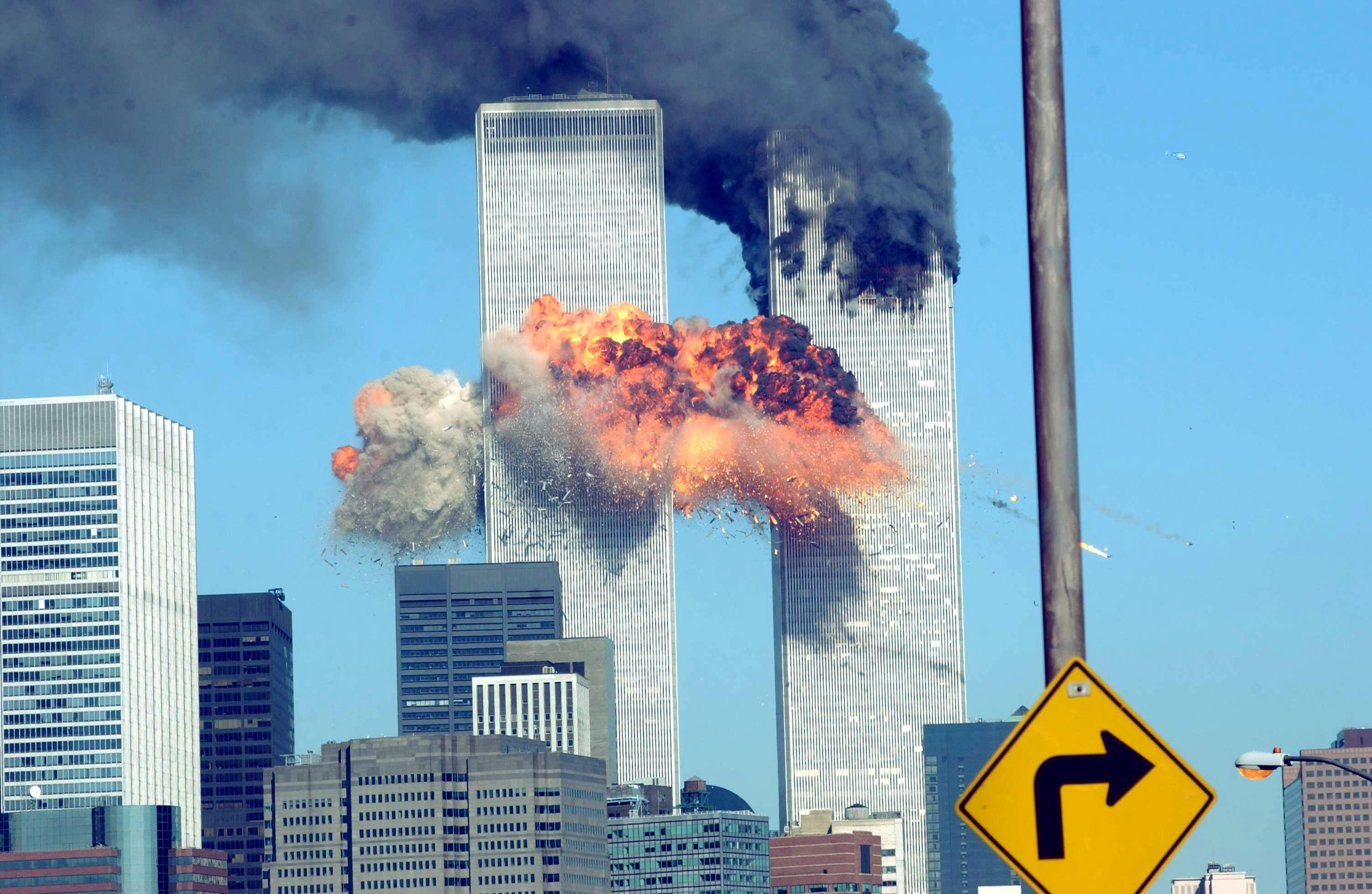 9/11 Photos: On Attacks' 15th Anniversary, 15 Iconic ... 9 Photos
