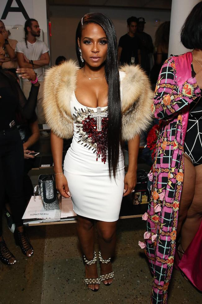 New York Fashion Week Hottest Front Row Celebrity Styles: Dascha Polanco, Priyanka Chopra, Karrueche Tran