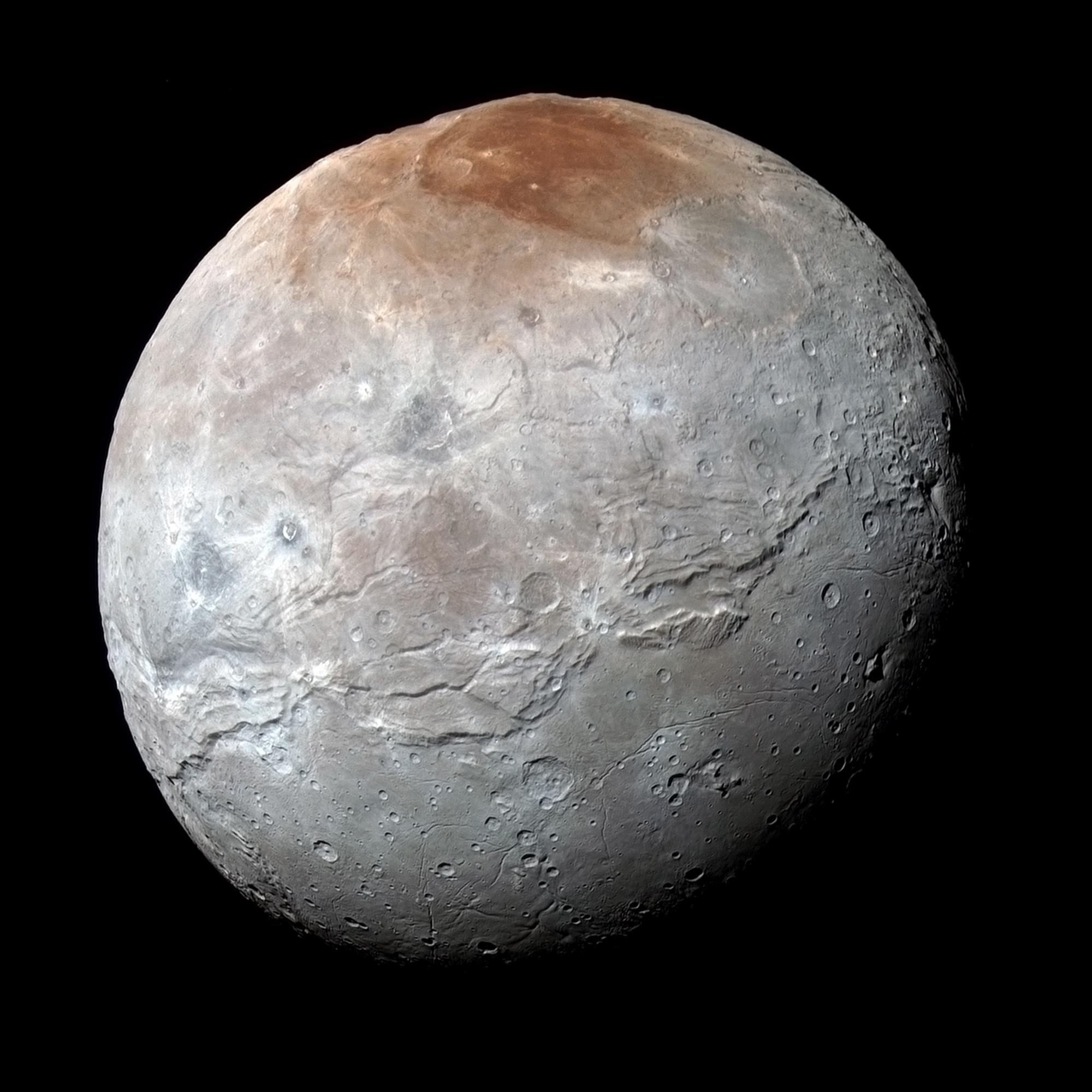 X-Rays From Pluto, Charon's Weird Red Spot Examined In New Studies