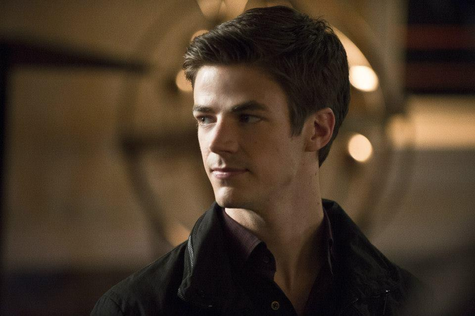 Grant Gustin as Barry