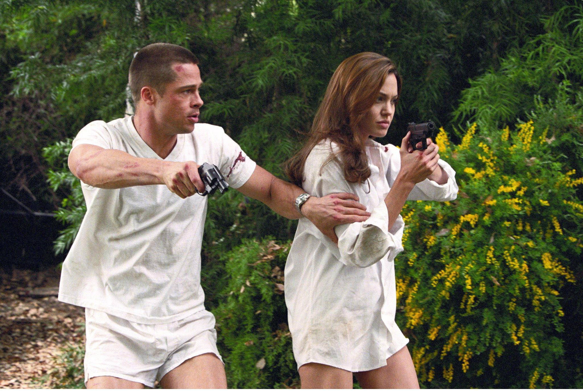 Watch Mr. and Mrs. Smith Online