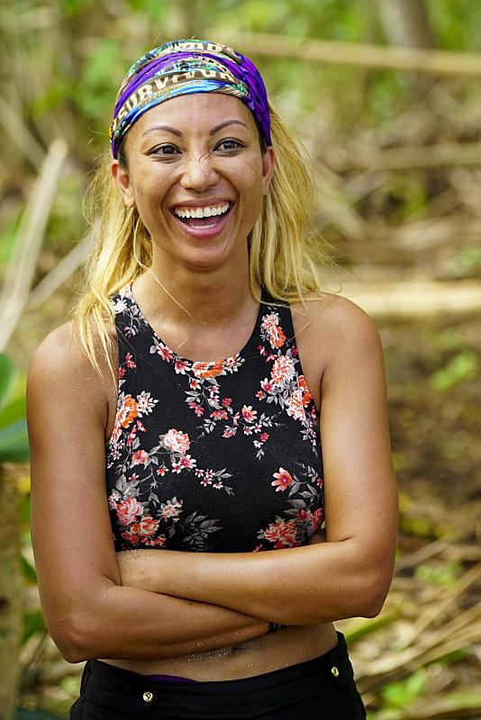 Survivor Season 33 - Millennials vs. Gen X' castaway Rachel Ako voted off her Gen-X Tribe