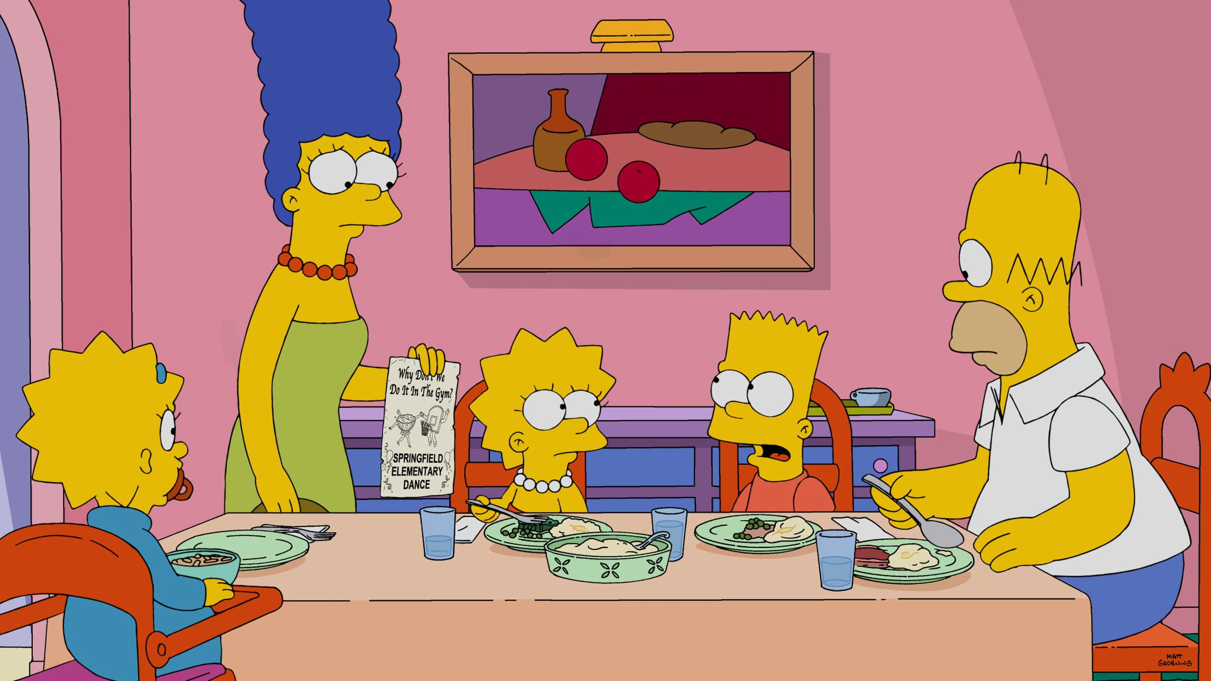 Get ready for a 300-hour 'Simpsons' marathon