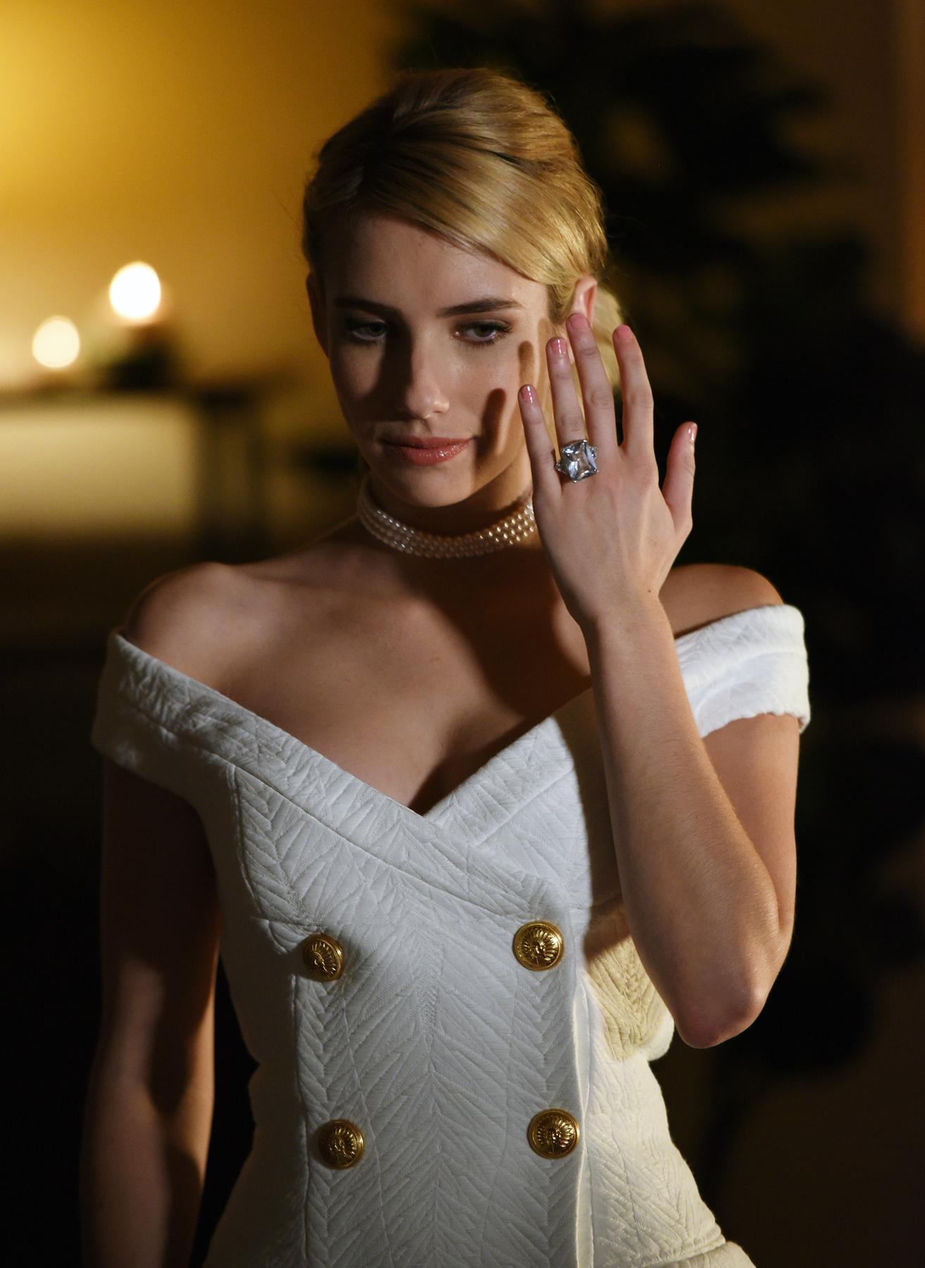 Emma Roberts as Chanel Oberlin