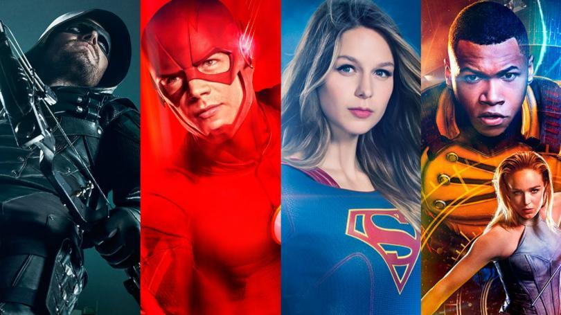 The CW's DC Comics TV Shows
