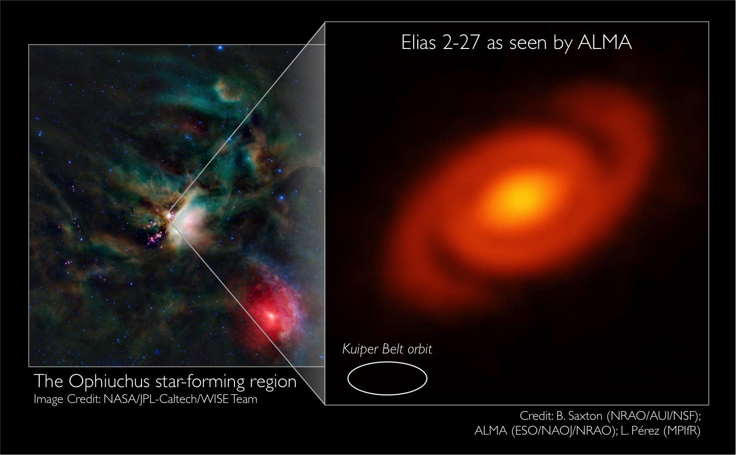 How Do Planets Form? New Images Of Baby Star Provide Insight