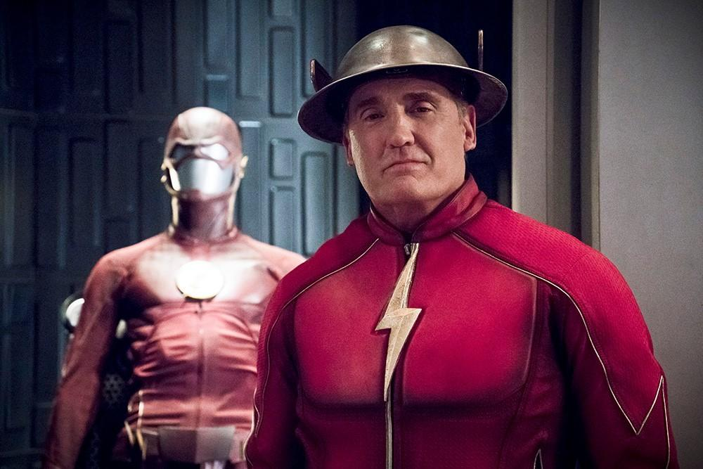 John Wesley Shipp as Earth-3 Jay Garrick