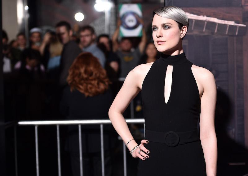 We Swooned Over The Starlet's Sleek Look At The 'Westworld' Premiere Where She Flew Solo