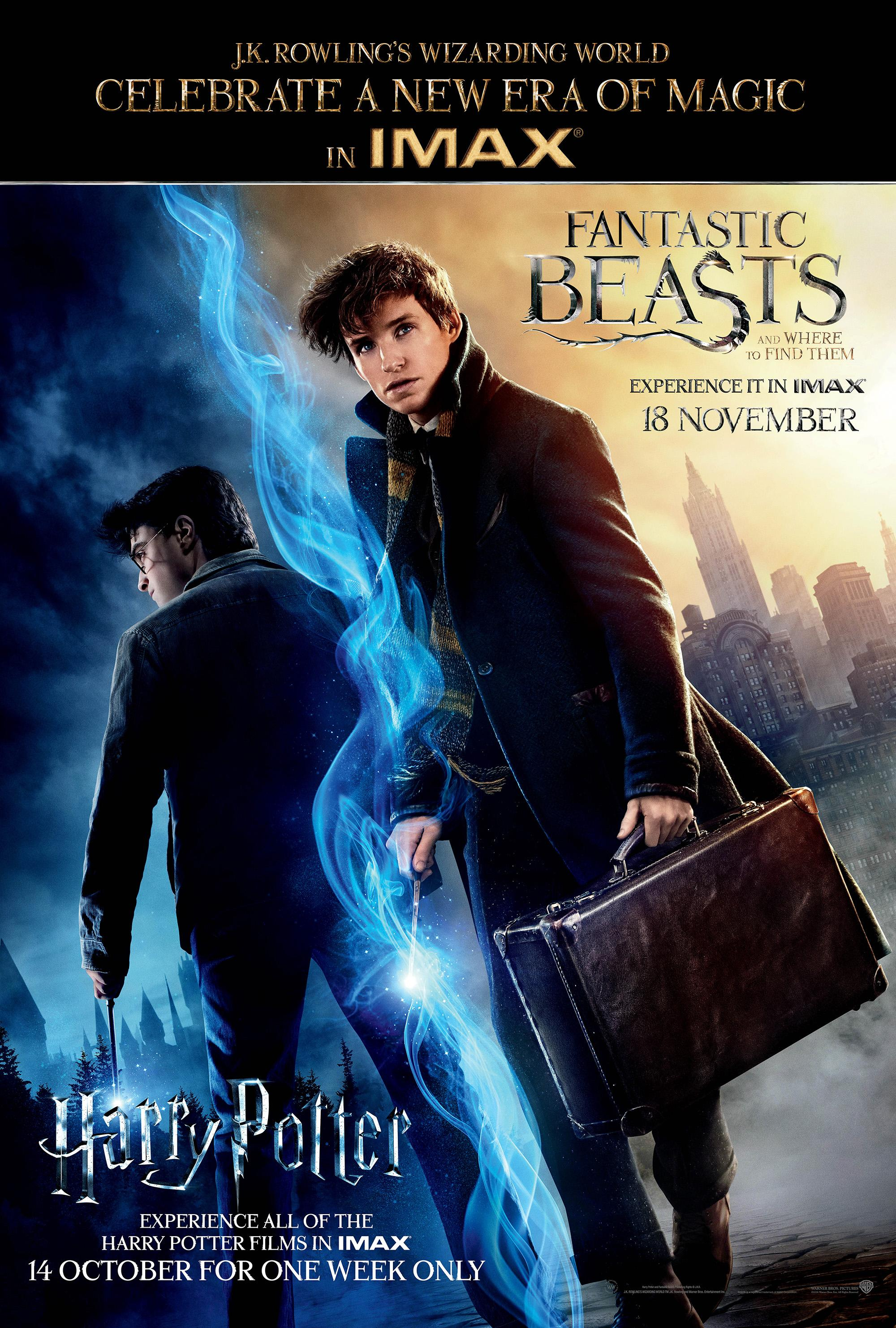 Harry Potter IMAX Week