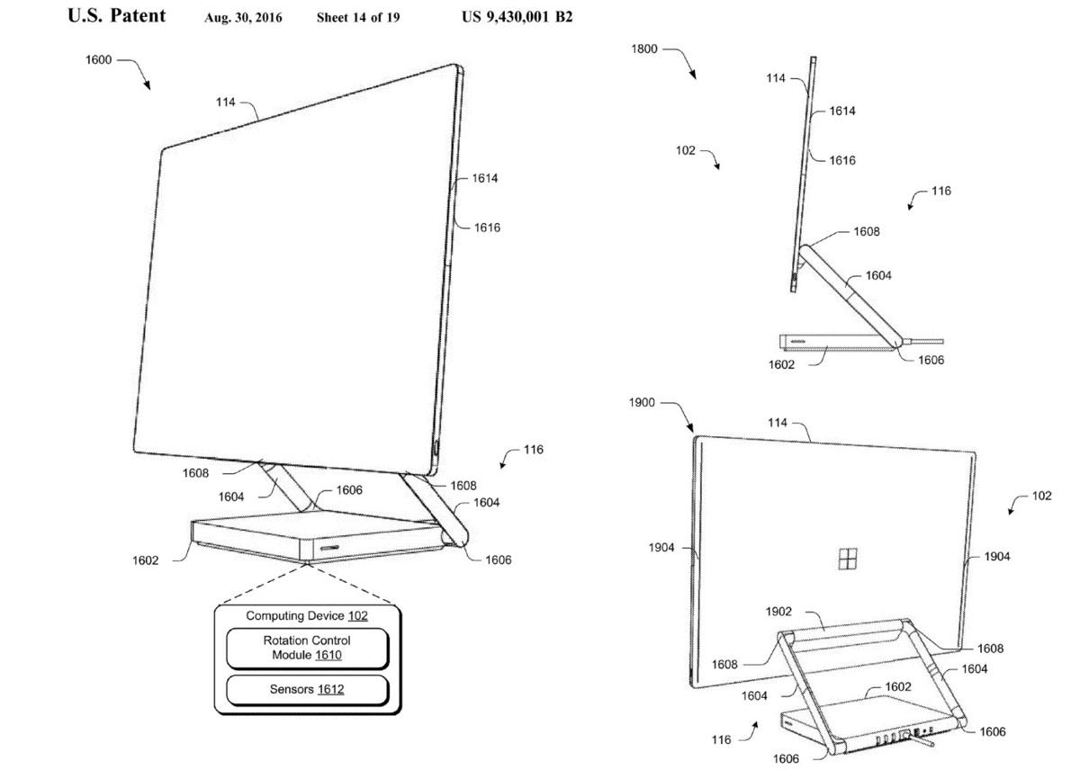 Microsoft's Alleged Surface Keyboard Revealed In FCC Filing