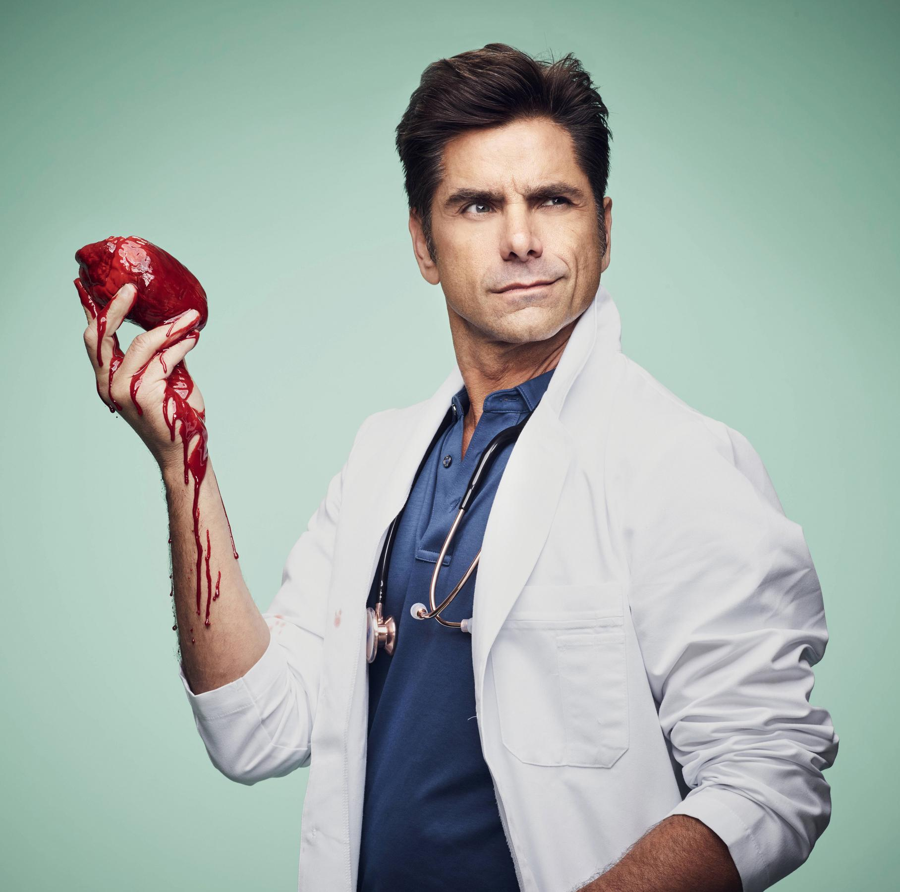 John Stamos as Dr. Brock Holt