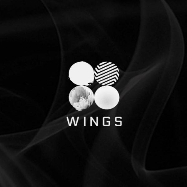 bts wings album cover