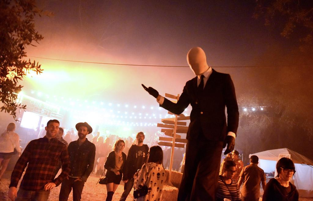 L.A. Haunted Hayride