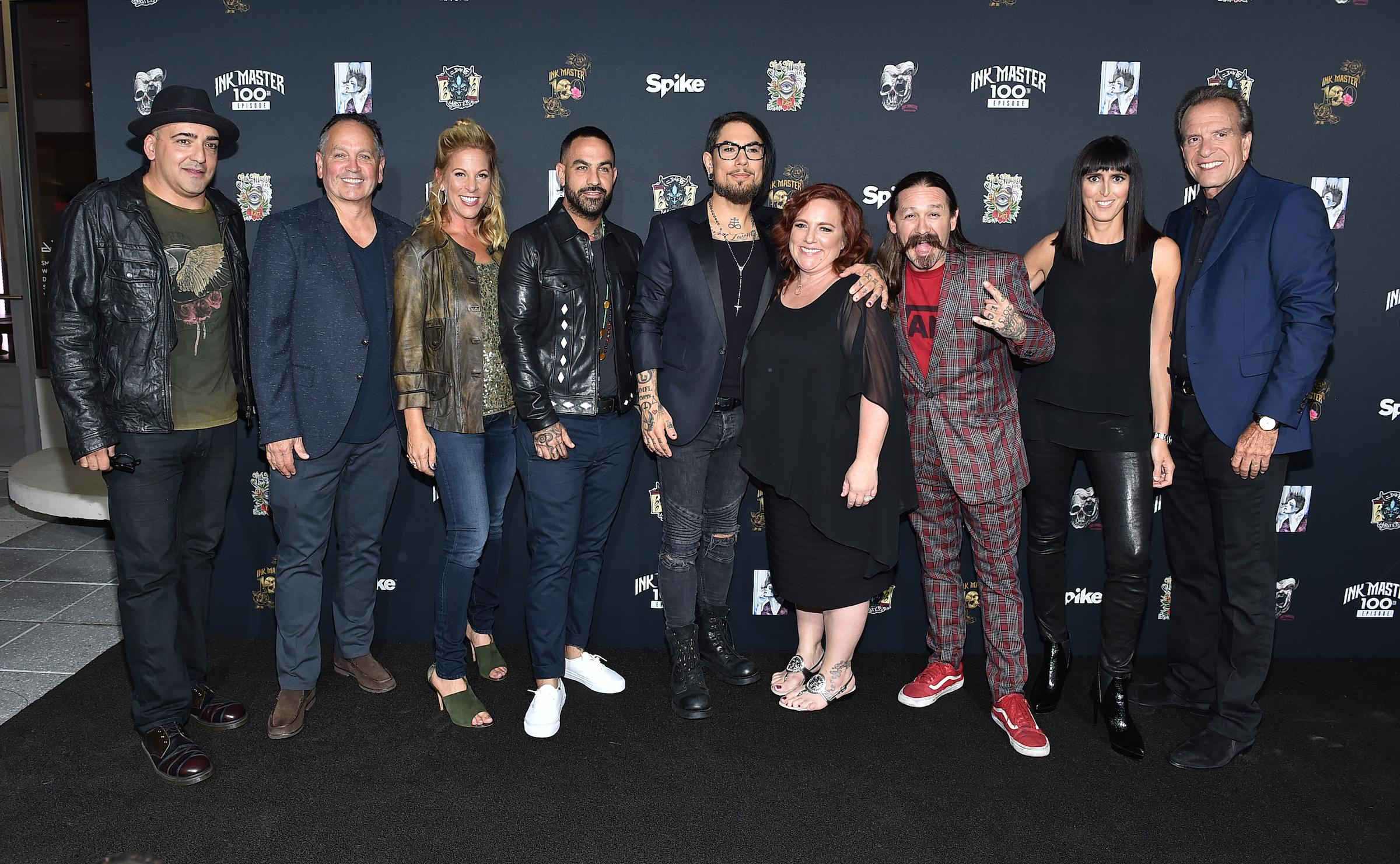 Ink Master 100-Episode Party 1