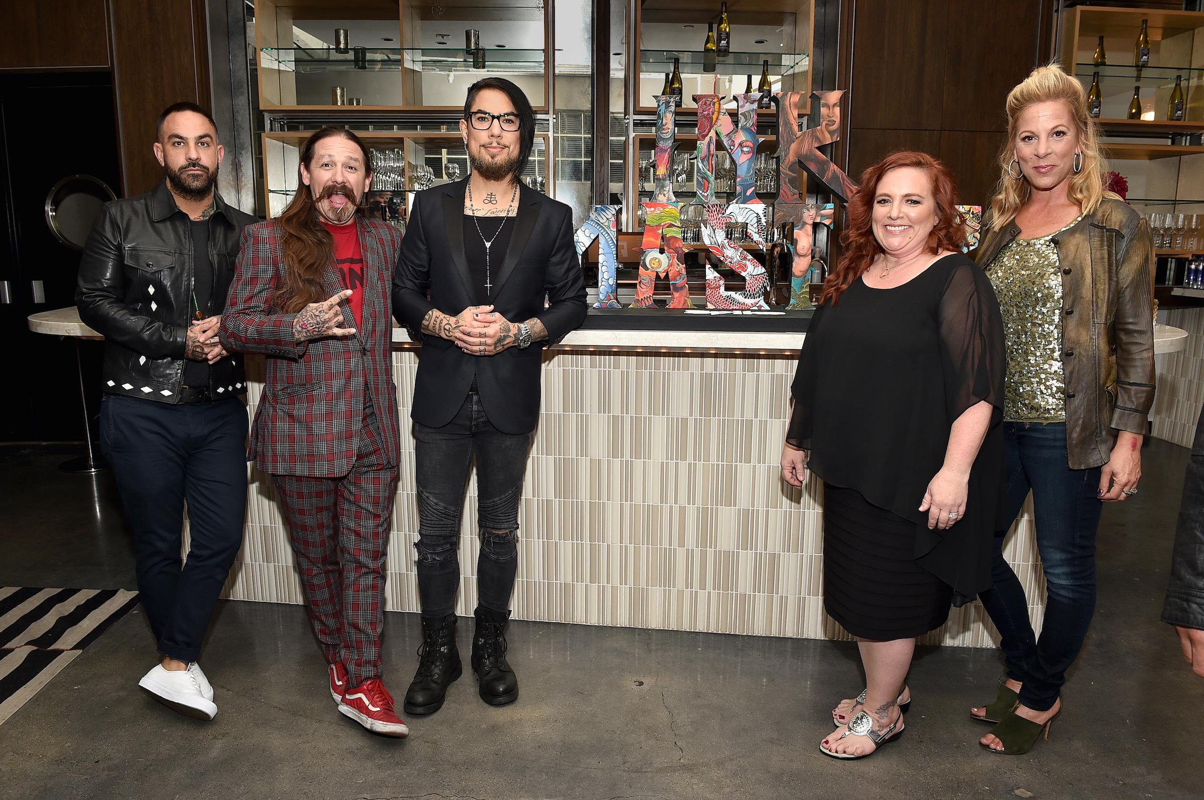 Ink Master 100-Episode Party 2