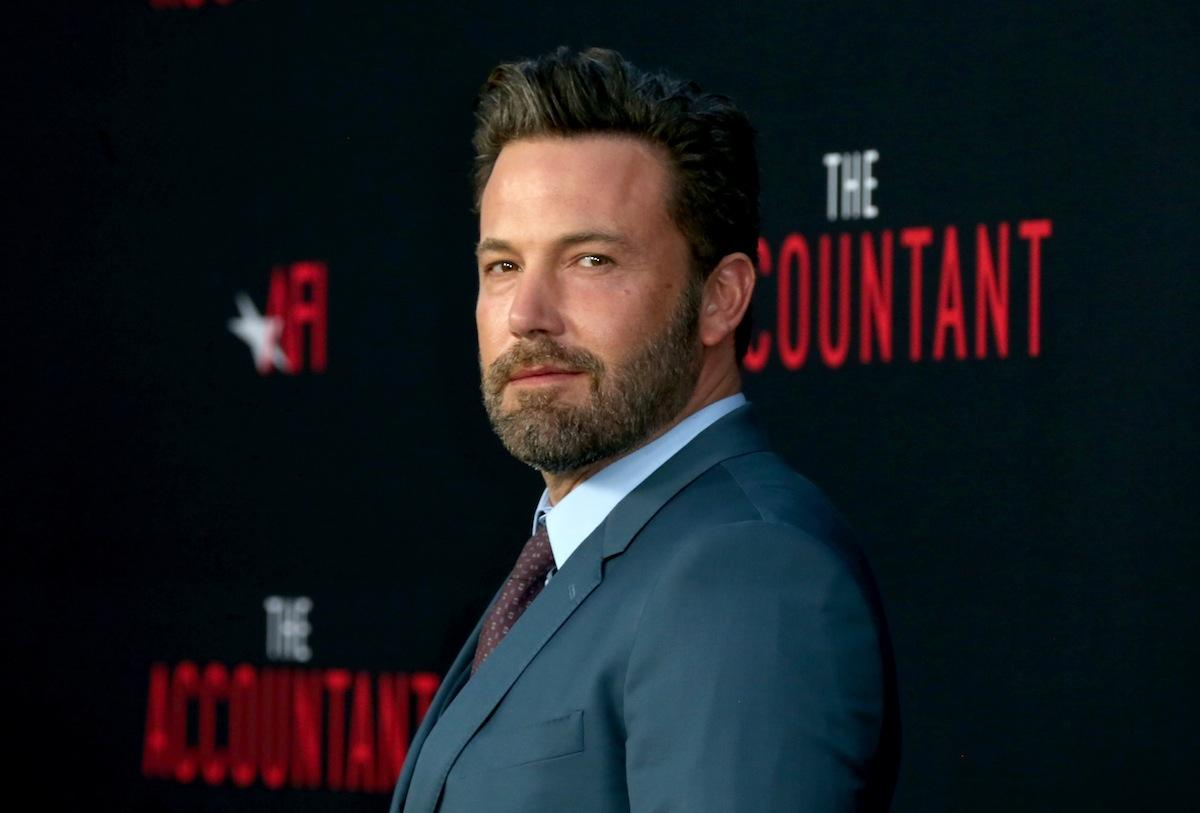 Ben Affleck's Hottest Red Carpet Moments