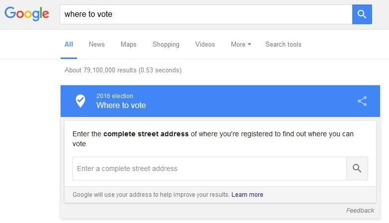 Google-Where-To-Vote