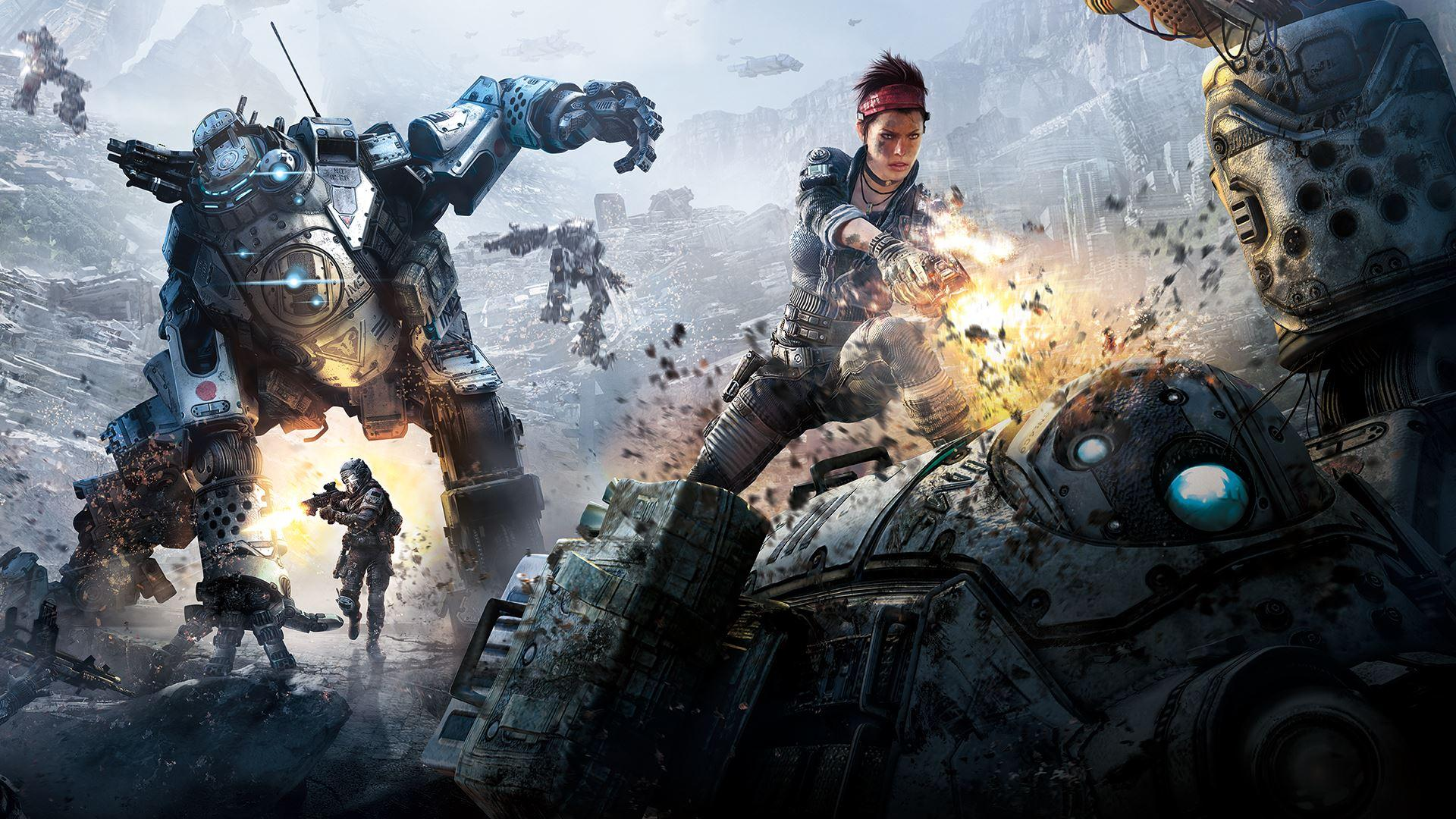 titanfall 2 release date price gameplay trailers xbox one ps4 pc