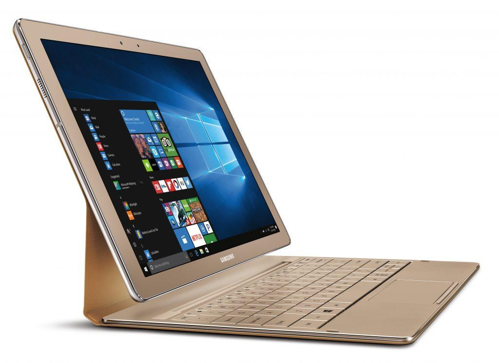 Galaxy TabPro S Gold Edition