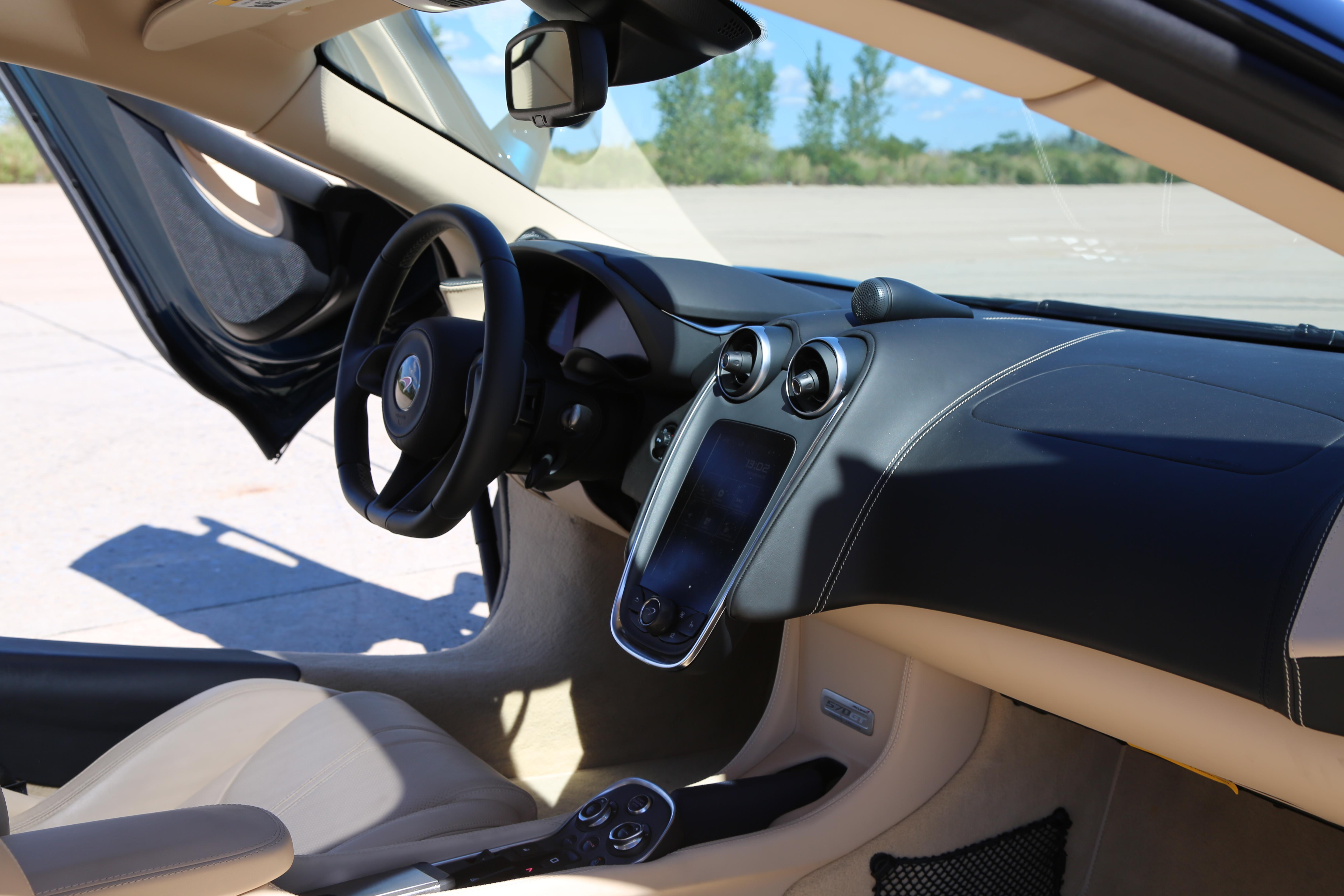 Mclaren 570 Gt Review The Comfier Softer Supercar From