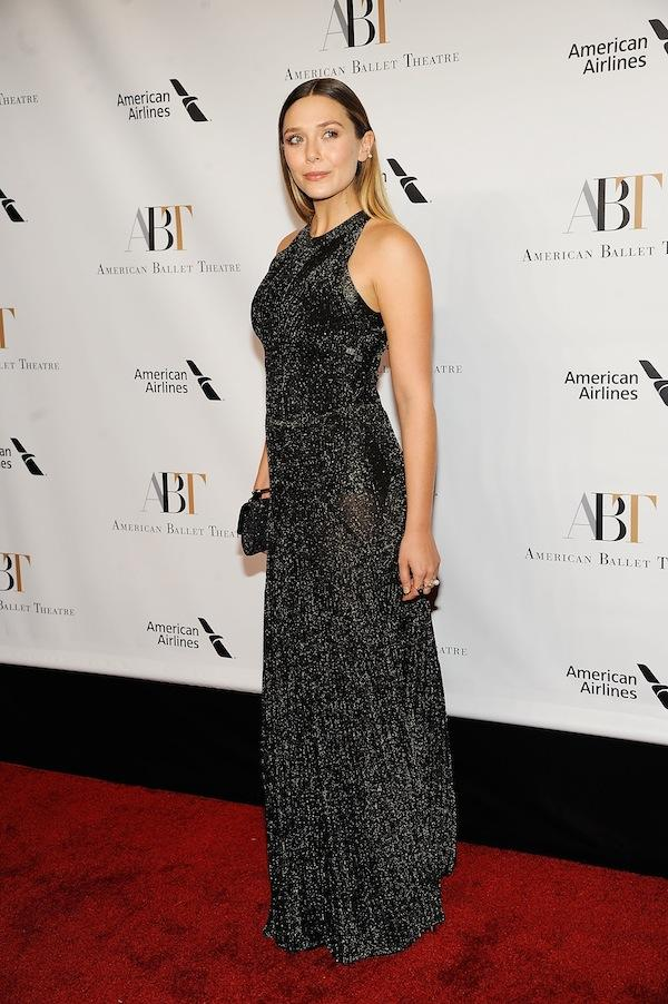 Actress Brooke Shields attends the 2016 American Ballet