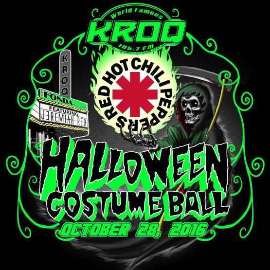 KROQ Halloween Costume Ball