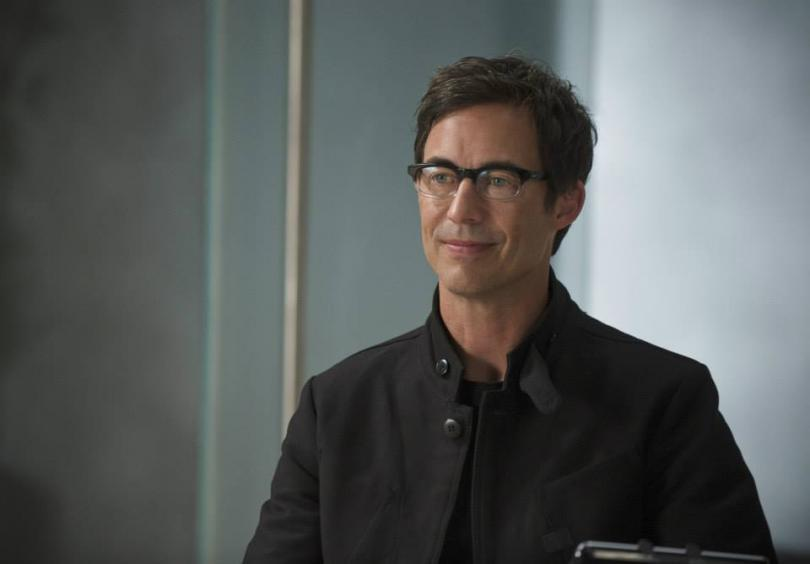 Tom Cavanagh as Harrison Wells