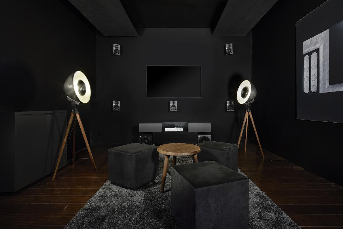 Sennheiser Demo Room