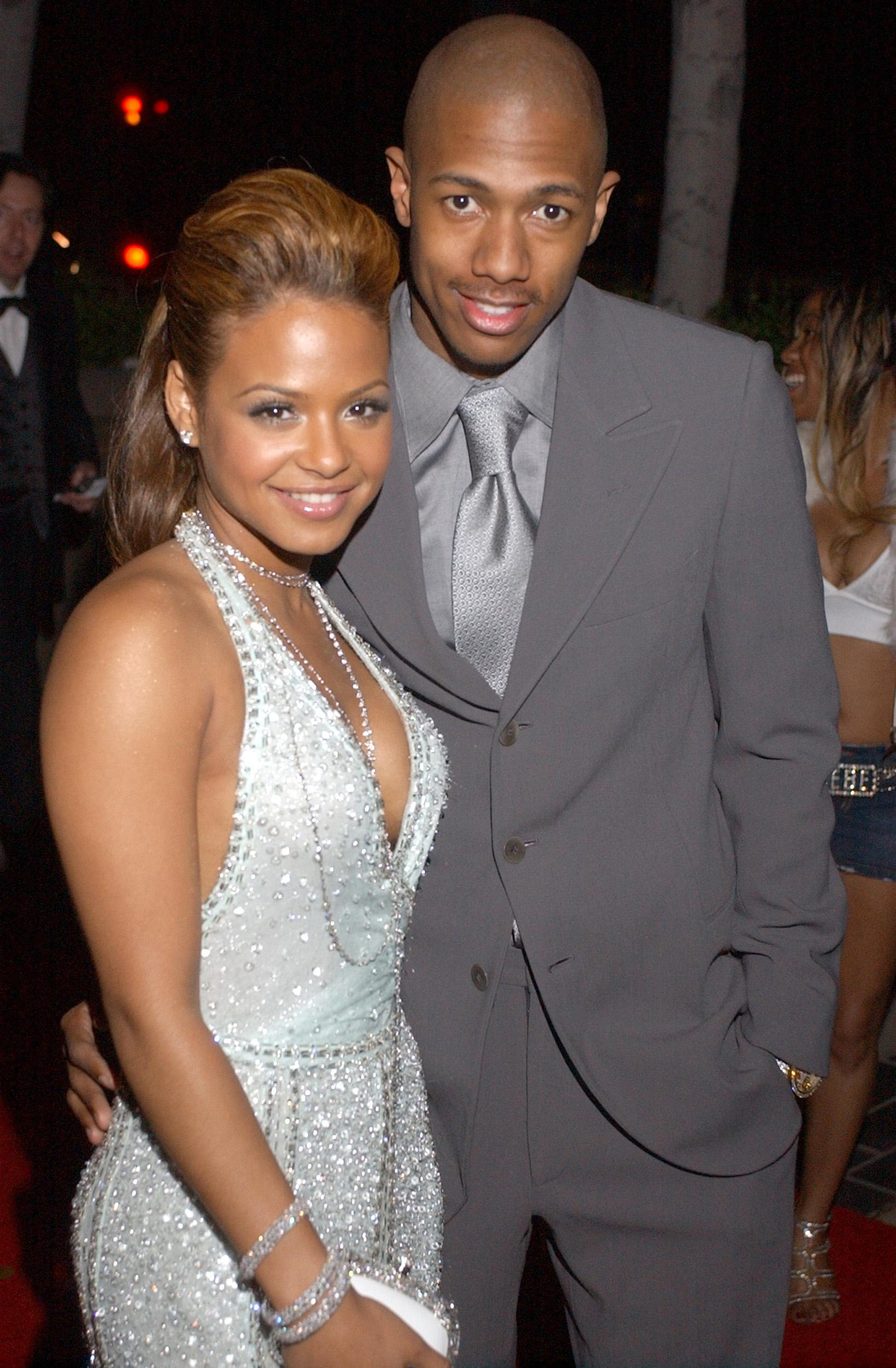 christina milian and nick cannon dating stories
