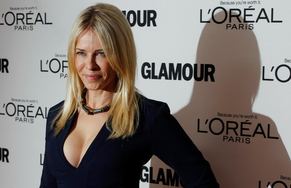 Chelsea Handler says 50 Cent 'wasn't serious' about supporting Trump