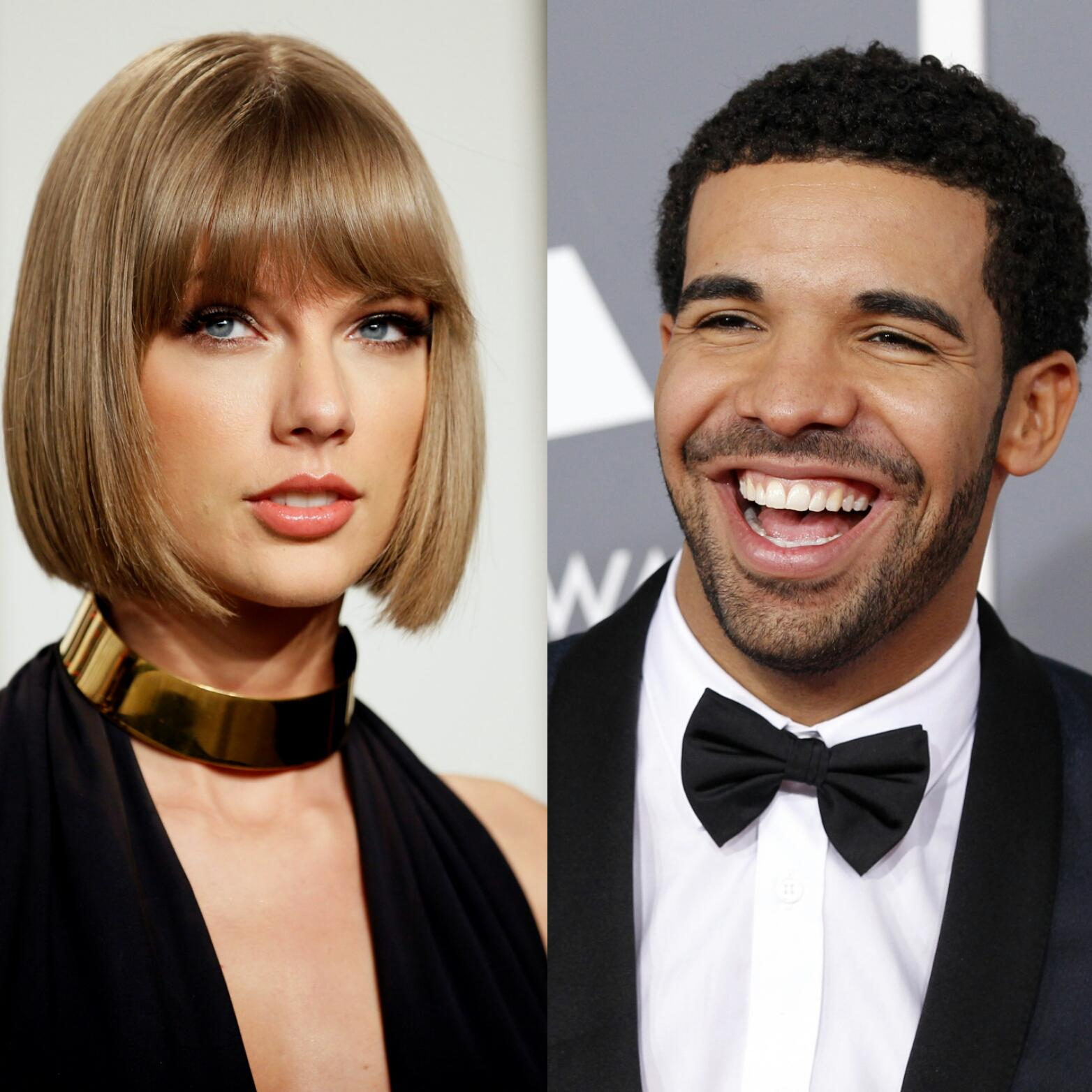 Taylor Swift and Drake