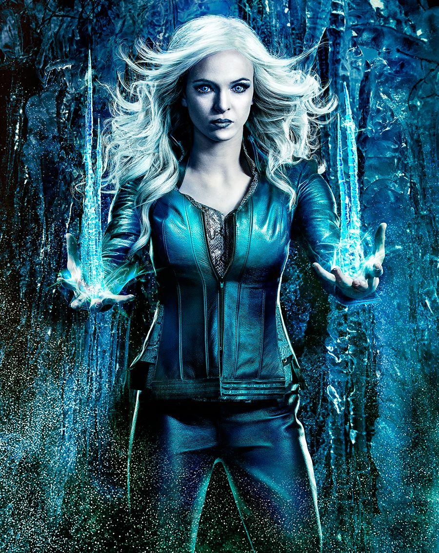 Danielle Panabaker as Killer Frost